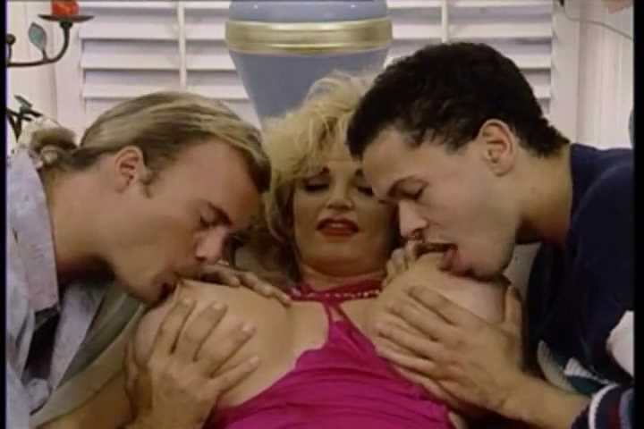 Throwback DP of Big Tit MILF Ends in Friendly Fire — Fuck Yeah! Friendly  Fire